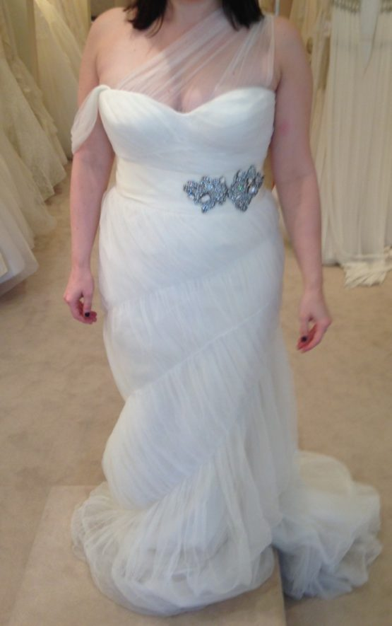 Haute couture plus size bridal dresses from Darius Bridal